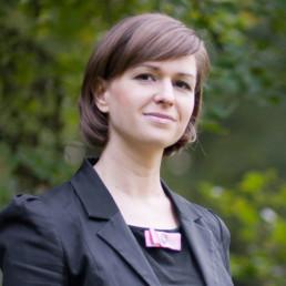 na zdjęciu Maria Klich - wokalistka