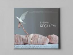 na zdjęciu okładka płyty CD Requiem - Ex Libris
